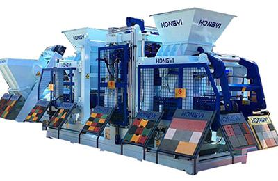 T1800 Full-Automatic Brick Making Machine